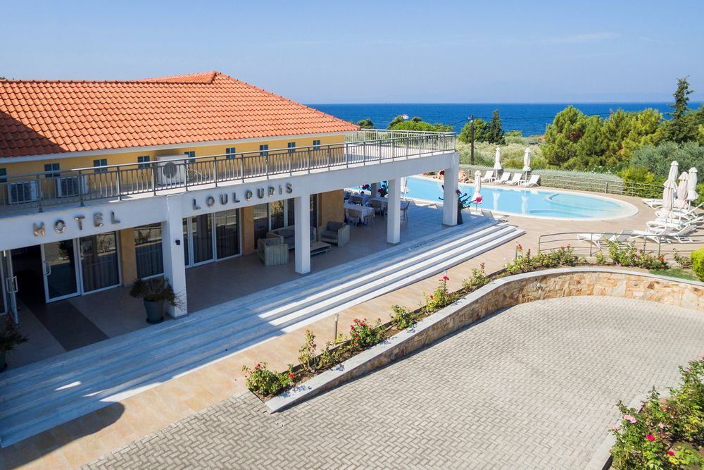 Hotel In Tumble Dryer ~ Hotel the boutique louloudis spa thassos
